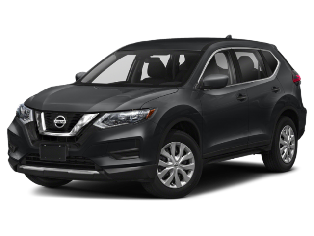 New 2020 Nissan Rogue S AWD CVT All Wheel Drive Crossover