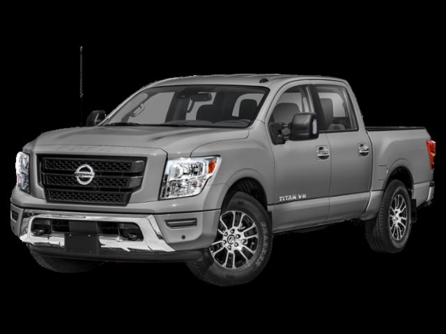 New 2020 Nissan Titan SV