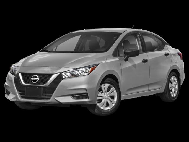 New 2020 Nissan Versa 1.6 S