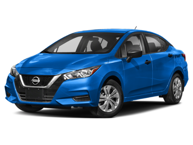 New 2020 Nissan Versa 1.6 SR