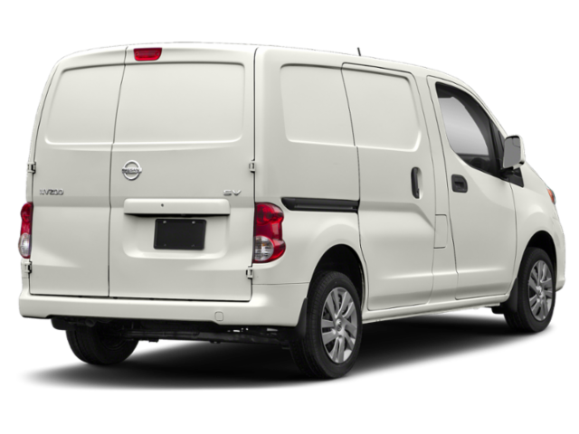 New 2020 Nissan NV200 SV