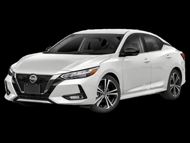 New 2020 Nissan Sentra SR