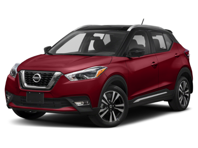New 2020 Nissan Kicks SR