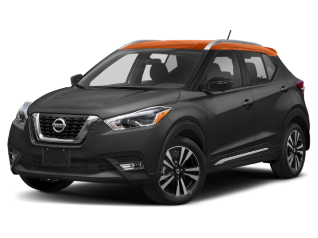 New 2020 Nissan Kicks SR CVT Front Wheel Drive SUV