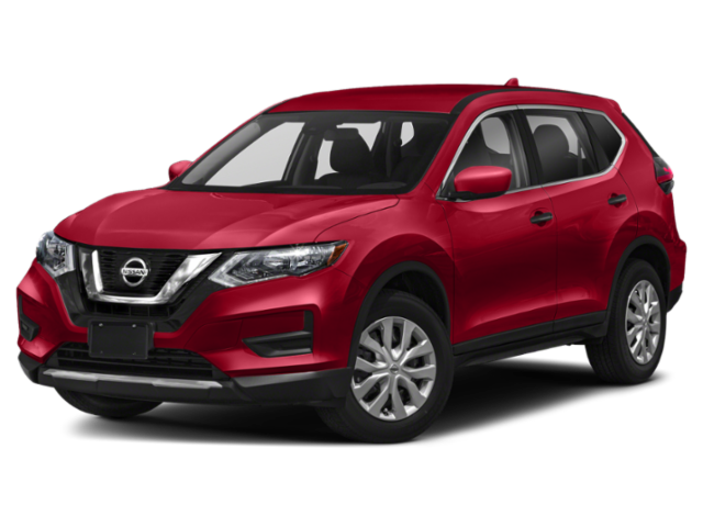 New 2020 Nissan Rogue SV AWD