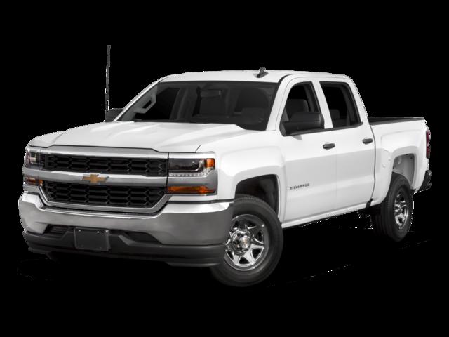 2018 Chevrolet Silverado 1500 LS Truck