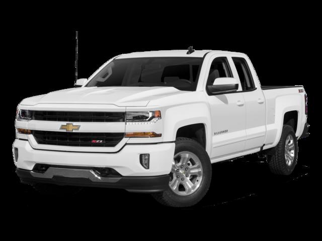 2018 Chevrolet Silverado 1500 4WD Double Cab 143.5 LT w/2LT