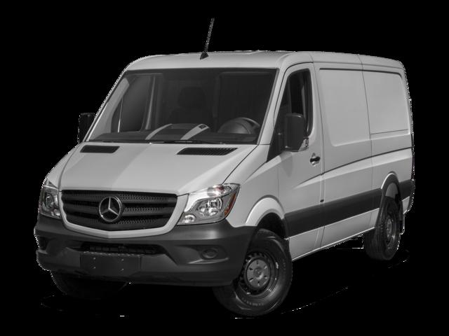 2017 Mercedes-Benz Sprinter Cargo Van 2500 144 WB Worker Full-size Cargo Van