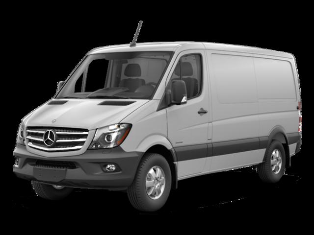 2017 Mercedes-Benz Sprinter 2500 Cargo Van