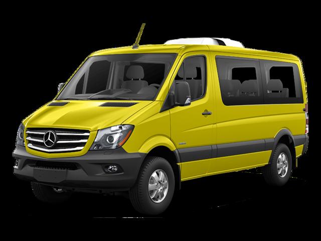 2017 Mercedes-Benz Sprinter 2500 Passenger Van