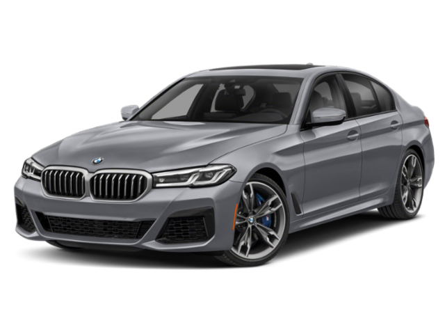 2021 BMW 5 Series M550i xDrive 4dr Car