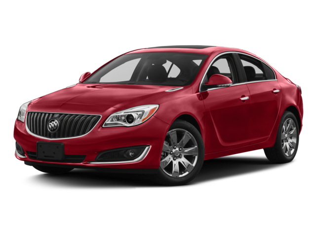 2017 Buick Regal Turbo 4D Sedan