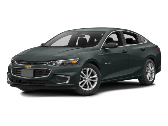 Pre-Owned 2016 CHEVROLET MALIBU LT Sedan 4