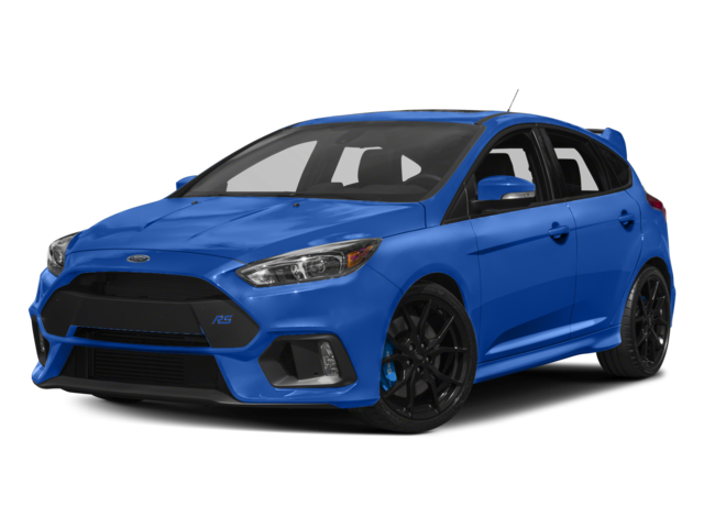 2016 Ford Focus RS RS