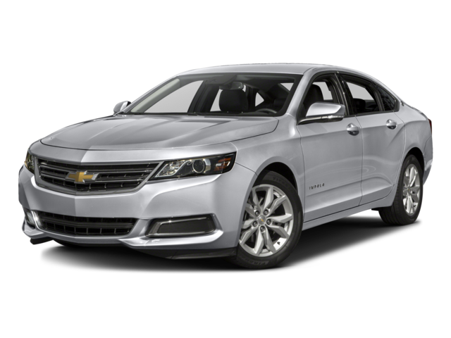 2017 Chevrolet Impala 1LT 4dr Car