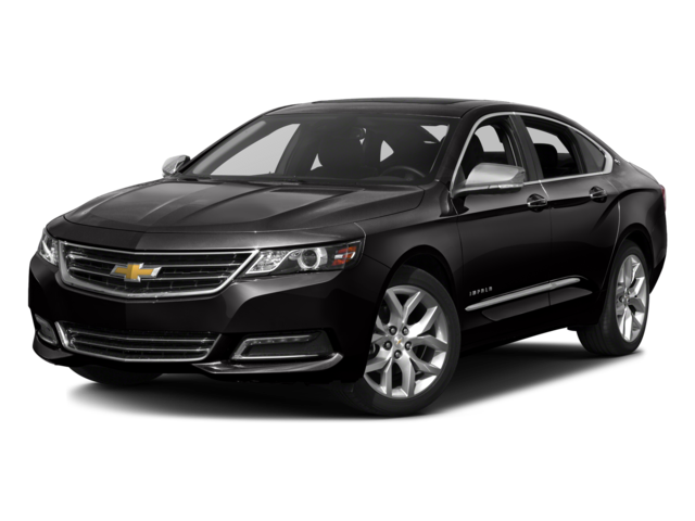 2017 Chevrolet Impala Premier 4D Sedan