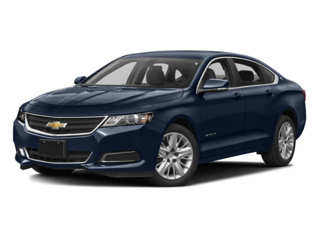 2017 Chevrolet Impala 1LS 4dr Car
