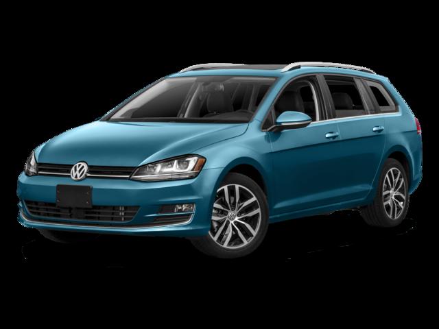 2017 Volkswagen Golf SportWagen Trendline Wagon