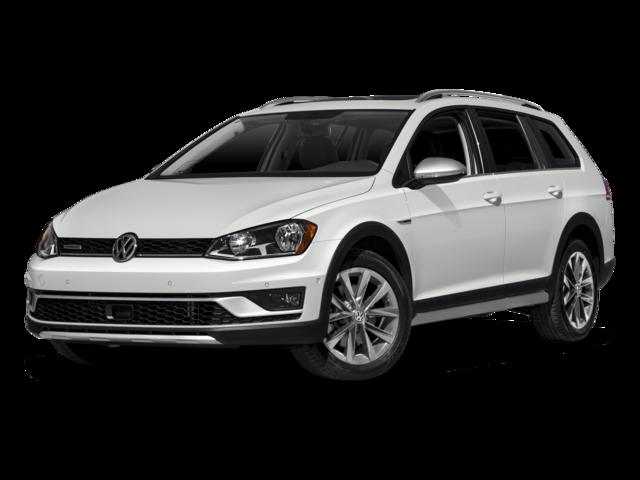 2017 Volkswagen Golf Alltrack TSI S 4D Wagon