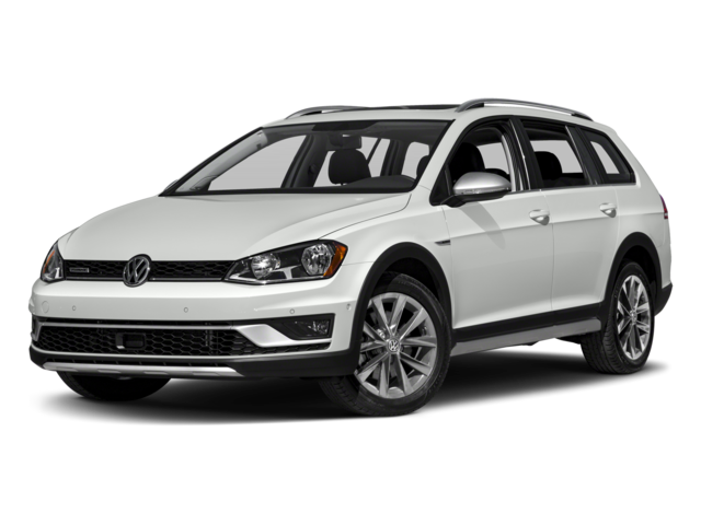 2017 Volkswagen Golf Alltrack 1.8 TSI Sedan