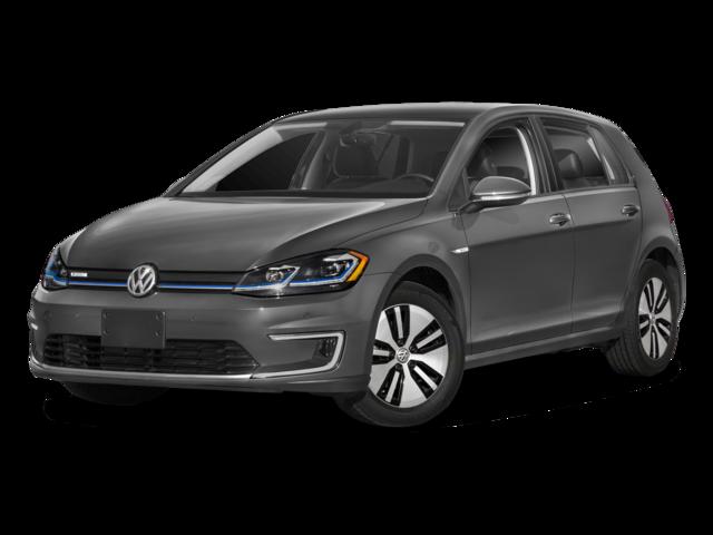 2017 Volkswagen e-Golf 4-Door SEL Premium