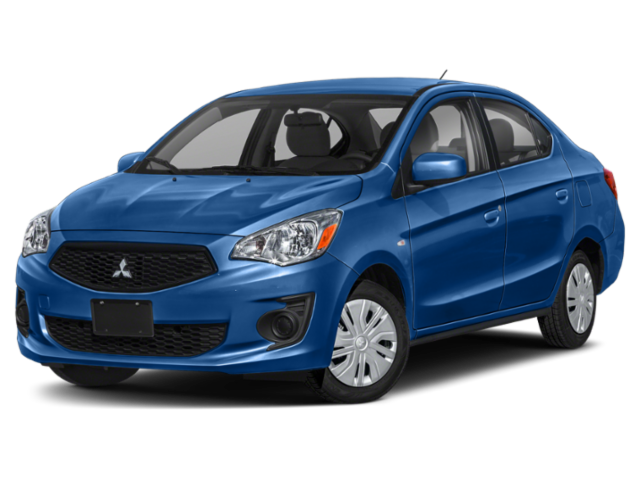 2020 Mitsubishi Mirage G4 ES 4D Sedan