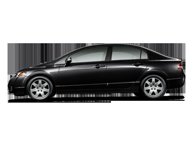 Pre-Owned 2010 Honda CIVIC LX Sedan 4