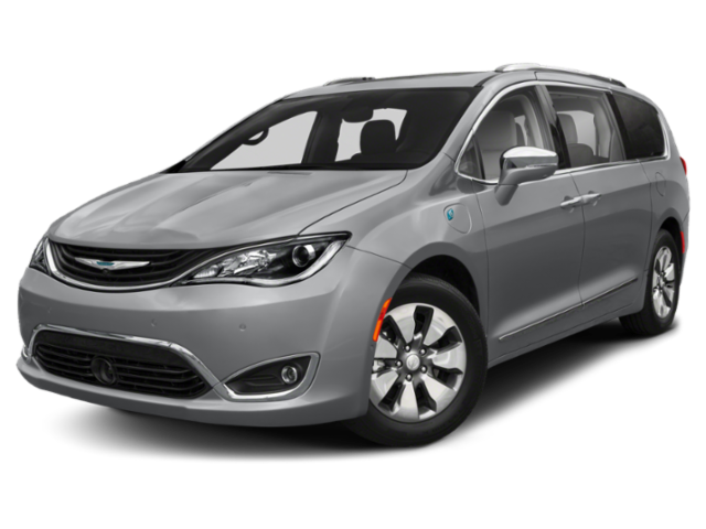 2020 CHRYSLER Pacifica Hybrid Hybrid Red-S Passenger Van
