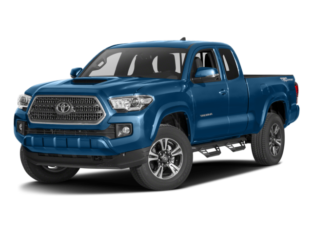 2016 Toyota Tacoma TRD Sport Extended Cab Pickup