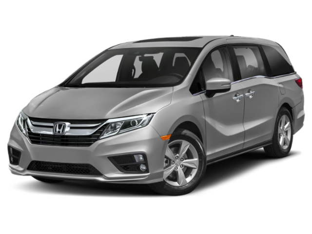 2020 Honda Odyssey EX-L w/Navi/RES Mini-van, Passenger