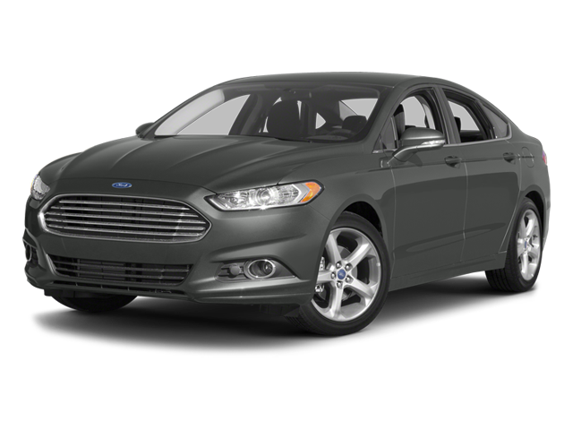 Pre-Owned 2014 FORD FUSION SE Sedan 4