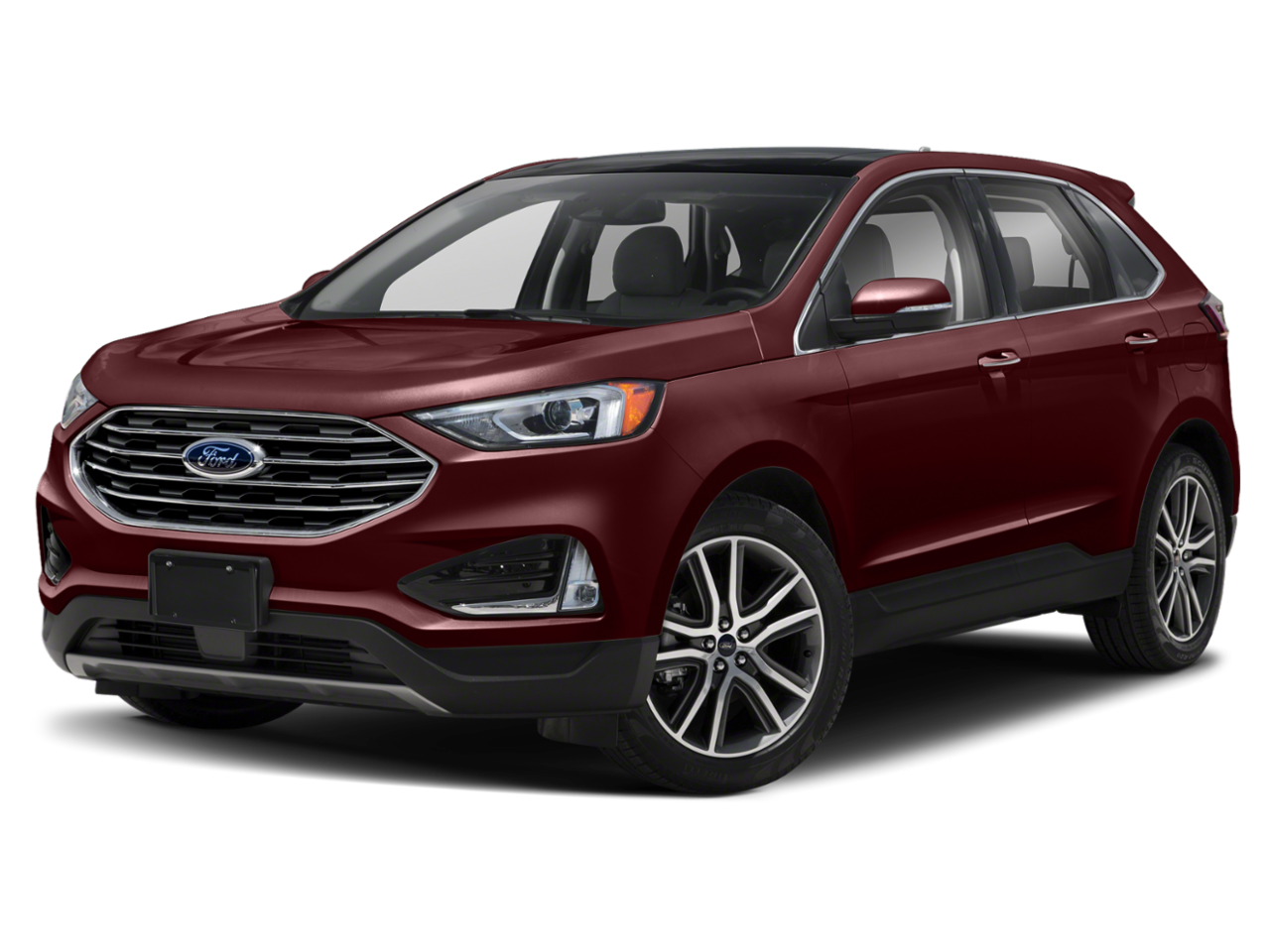 2019 Ford Edge SEL With Navigation