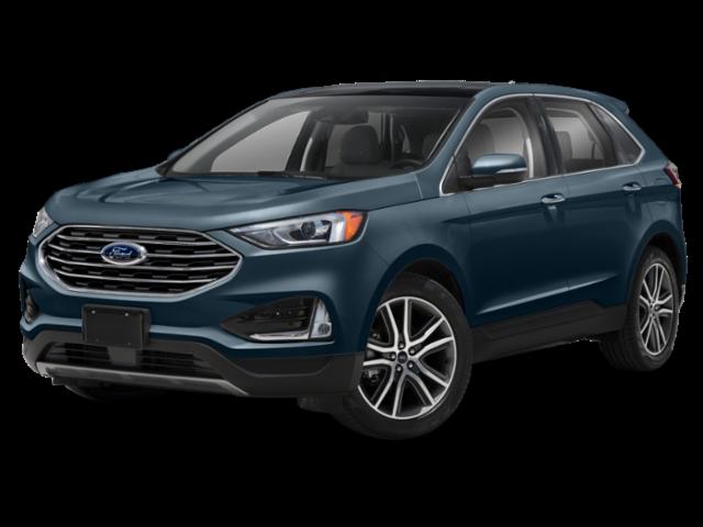 New 2019 Ford Edge SEL AWD
