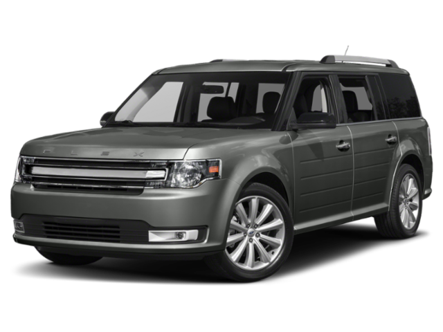 New 2019 Ford Flex SEL AWD