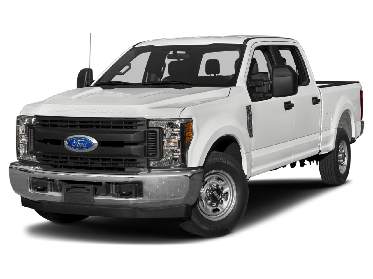 """New 2019 Ford<br /><span class=""""vdp-trim"""">F-250SD XL 4WD 4D Crew Cab</span>"""