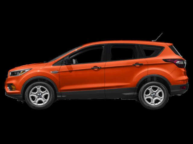 New 2019 Ford Escape S