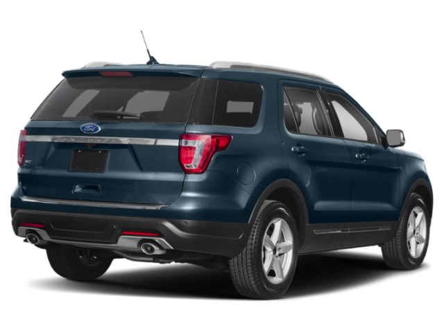 New 2019 Ford Explorer XLT