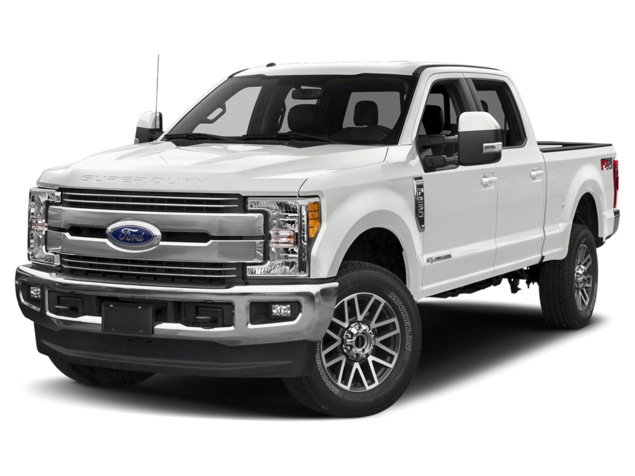 "New 2019 Ford<br /><span class=""vdp-trim"">F-350SD Lariat 4WD 4D Crew Cab</span>"
