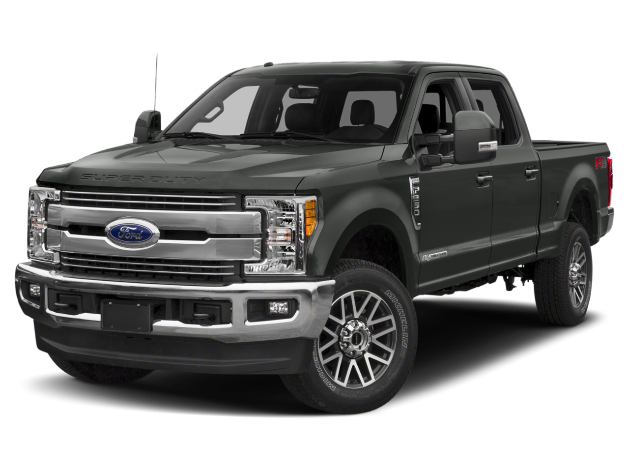 2019 Ford F-350SD Lariat With Navigation & 4WD