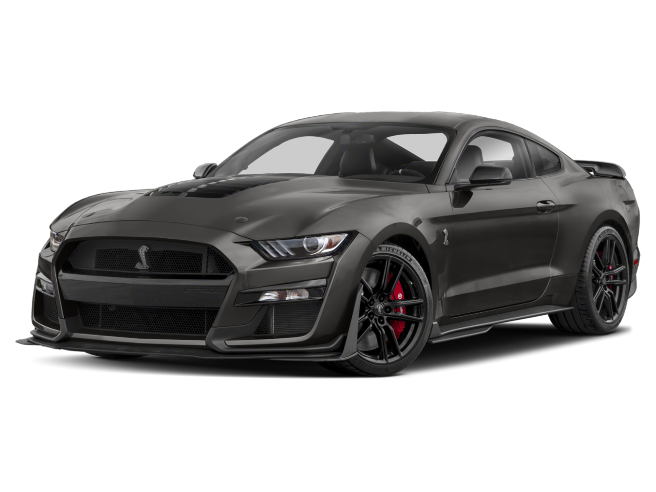 2020 Ford Mustang Shelby GT500 2D Coupe