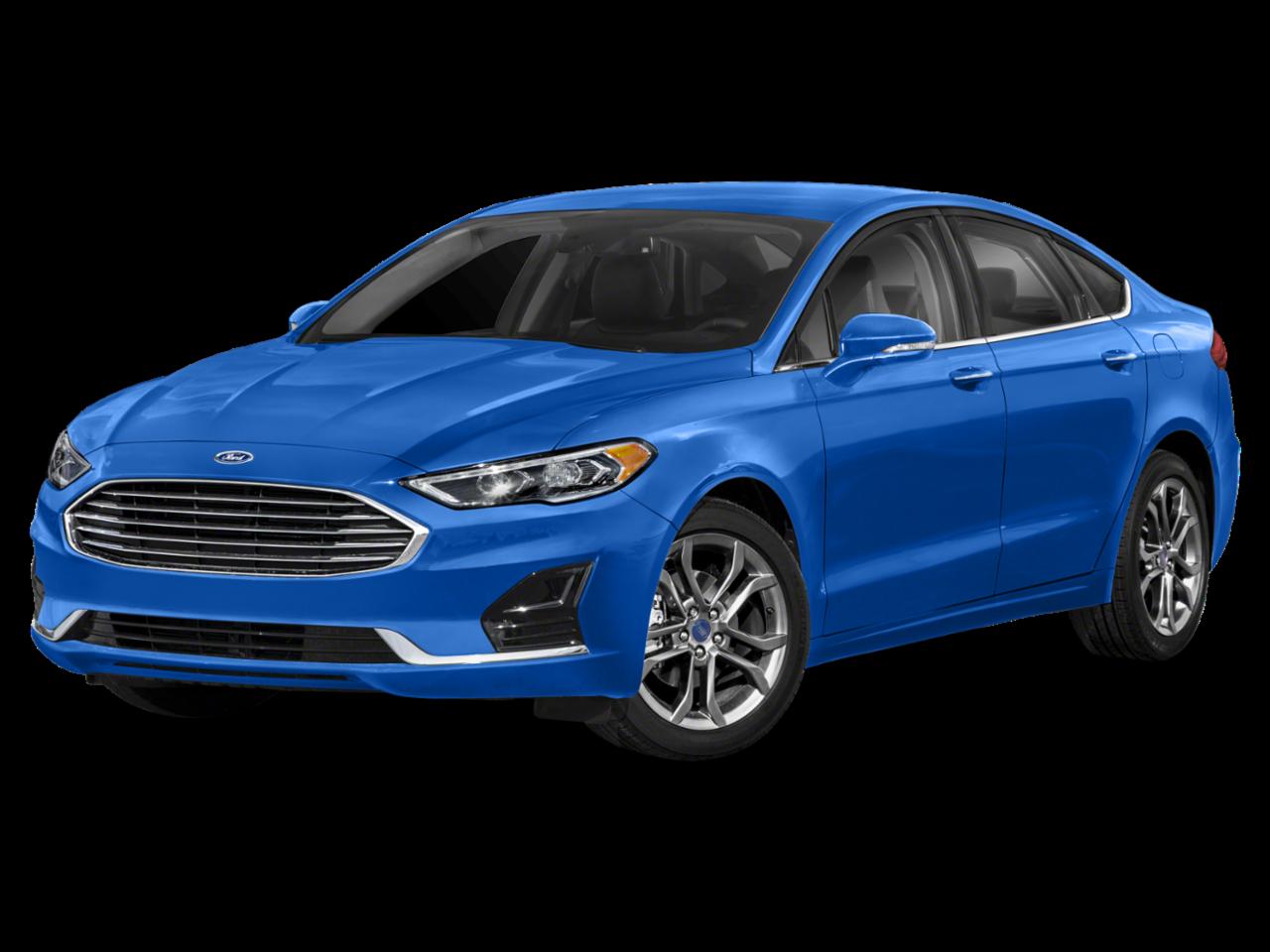 2020 Ford Fusion SEL 4D Sedan