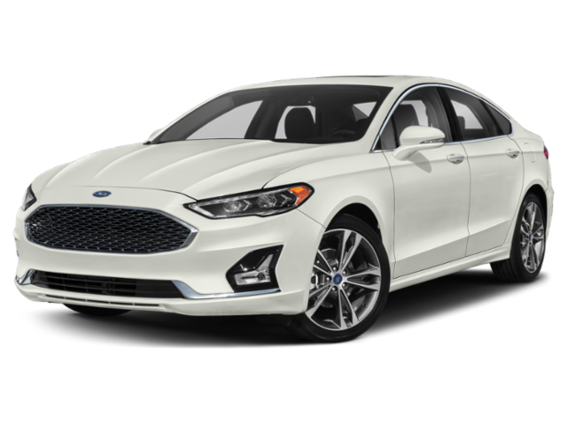 2020 Ford Fusion Titanium 4dr Car