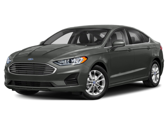 2020 Ford Fusion SE FWD 4dr Car