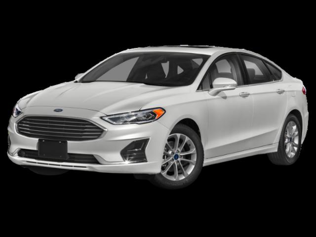 2020 Ford Fusion Hybrid SEL 4D Sedan