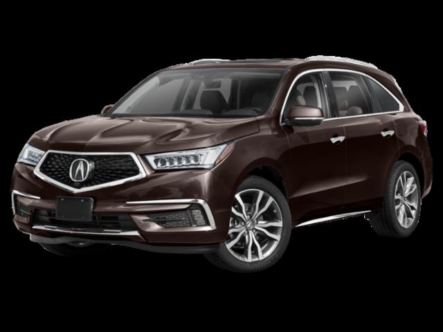 2019 Acura MDX 3.5L Advance & Entertainment Pkgs SUV