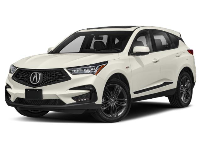 2019 Acura RDX SH-AWD with A-Spec Package 4D Sport Utility