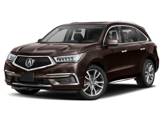 2019 Acura MDX 3.5L Advance & Entertainment Pkgs SUV