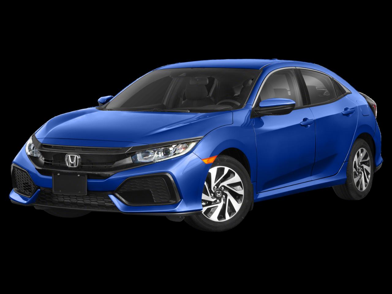 New 2019 Honda Civic LX CVT