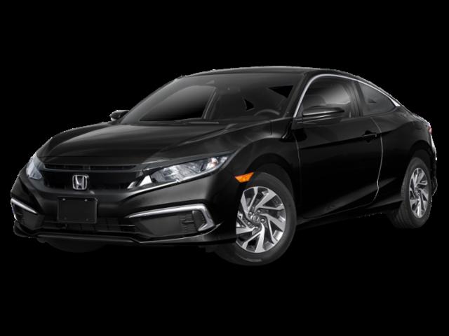 New 2019 Honda Civic Coupe LX Manual