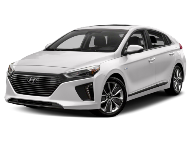 New 2019 Hyundai Ioniq Hybrid SEL